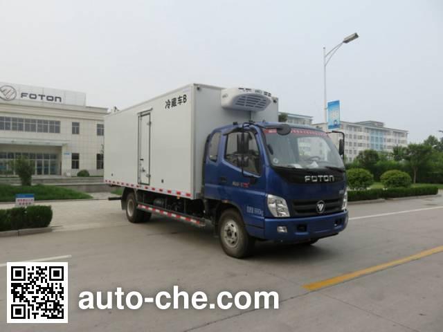 福田牌BJ5109XLC-F1冷藏车