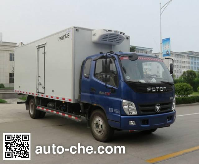 福田牌BJ5109XLC-FE冷藏车