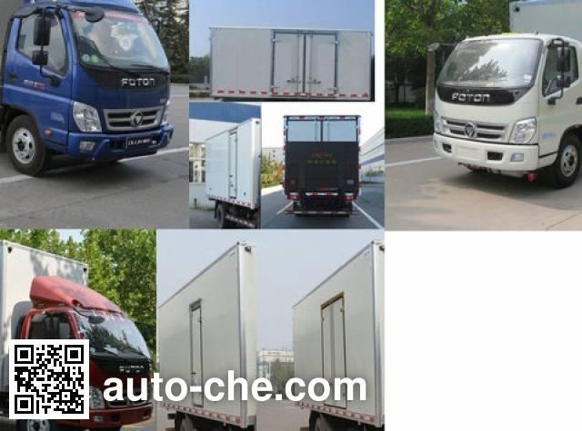 Foton BJ5109XYY-FE medical waste truck