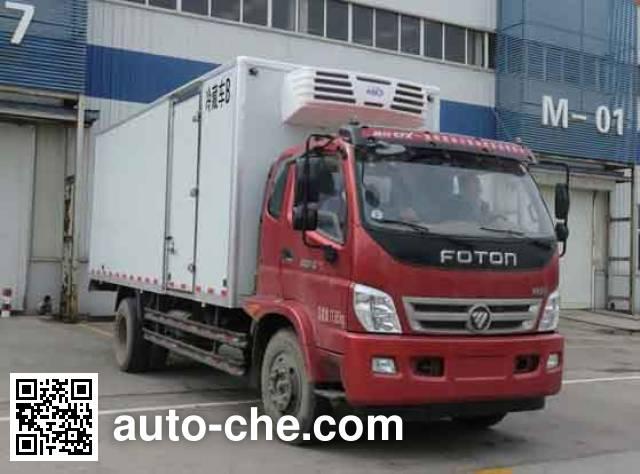 Foton BJ5119XLC-F1 refrigerated truck