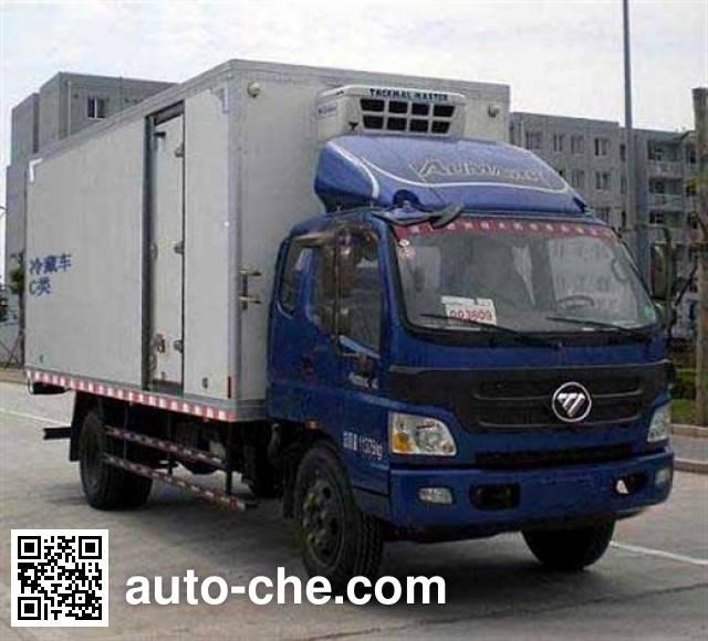 福田牌BJ5119XLC-FC冷藏车