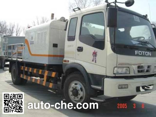 Foton Auman BJ5120THB95 truck mounted concrete pump