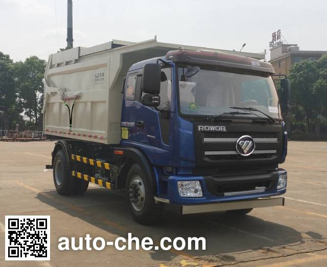 福田牌BJ5122ZLJE4-H1垃圾转运车