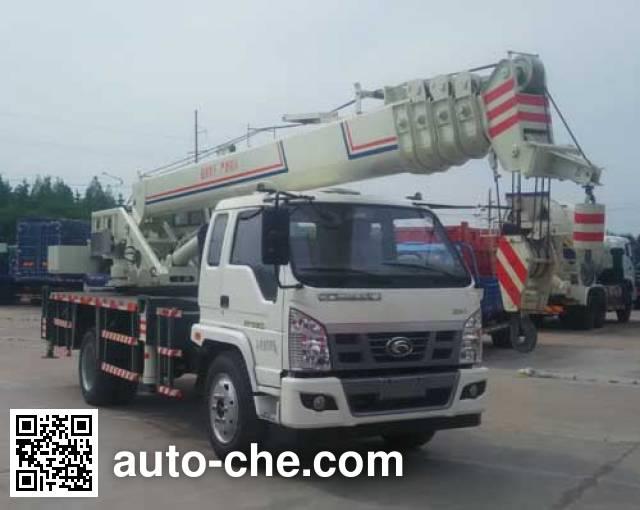 Foton BJ5125JQZ-1 truck crane