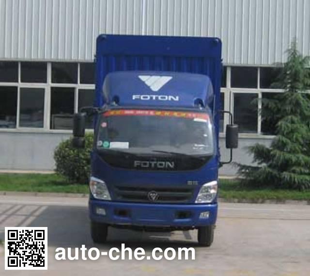 Foton BJ5129VJBED-FD stake truck