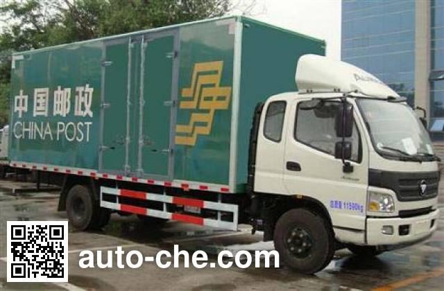 Foton BJ5129XYZ postal vehicle