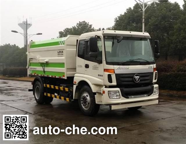 Foton BJ5132ZLJE4-H1 garbage truck
