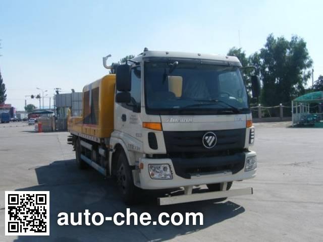 Foton Auman BJ5133THB-XA truck mounted concrete pump