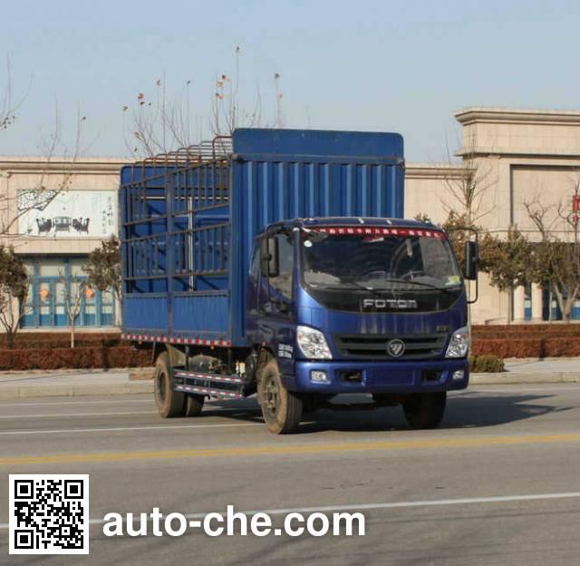 Foton BJ5139CCY-BB stake truck