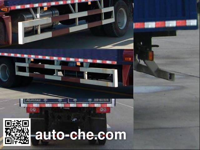 Foton BJ5139CPY-F1 soft top box van truck