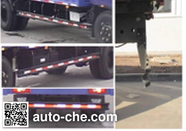 Foton BJ5141VKCFD-S2 soft top box van truck
