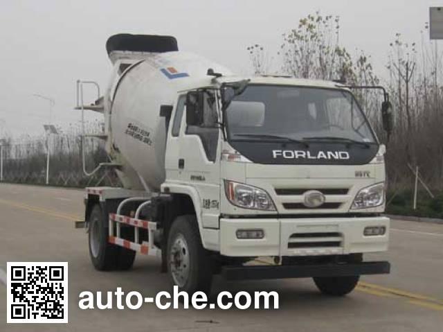 Foton BJ5145GJB-1 concrete mixer truck