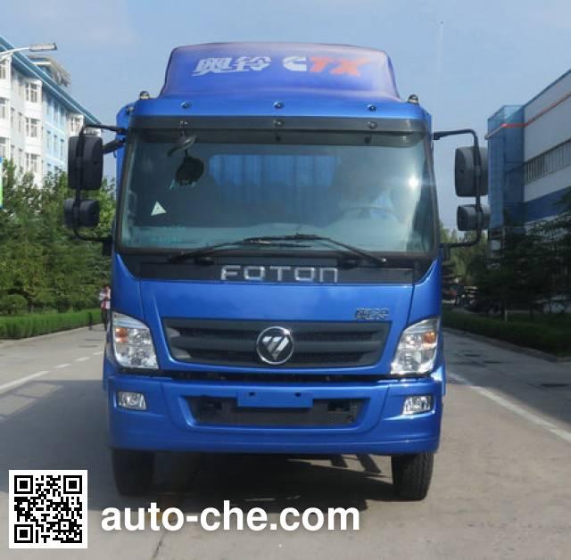 Foton BJ5149CCQ-FA livestock transport truck