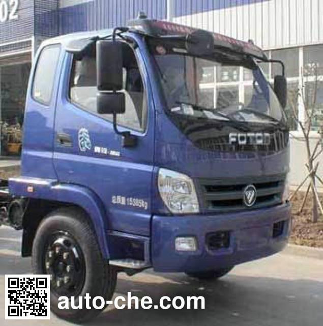 Foton BJ5151VKCFK-S2 soft top box van truck
