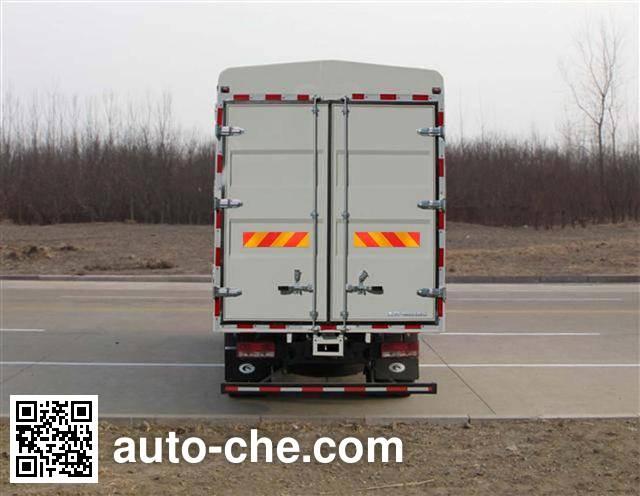 Foton BJ5153CCY-A2 stake truck