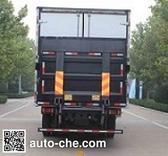 Foton BJ5153VJCHN-A box van truck