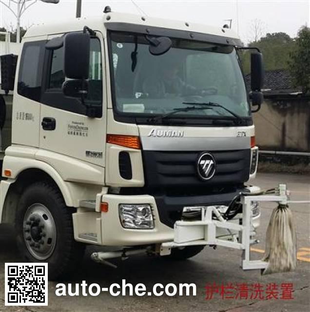 Foton BJ5162GQXE5-H1 street sprinkler truck