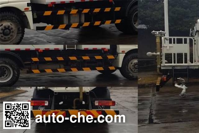 Foton BJ5162GQXE4-H2 street sprinkler truck