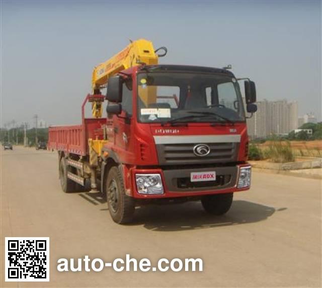 Foton BJ5162JSQ-G1 truck mounted loader crane