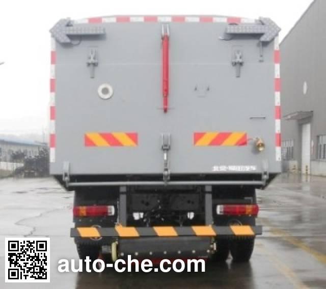 福田牌BJ5162TSLE5-H1扫路车