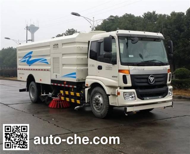 福田牌BJ5162TXSE4-H1洗扫车
