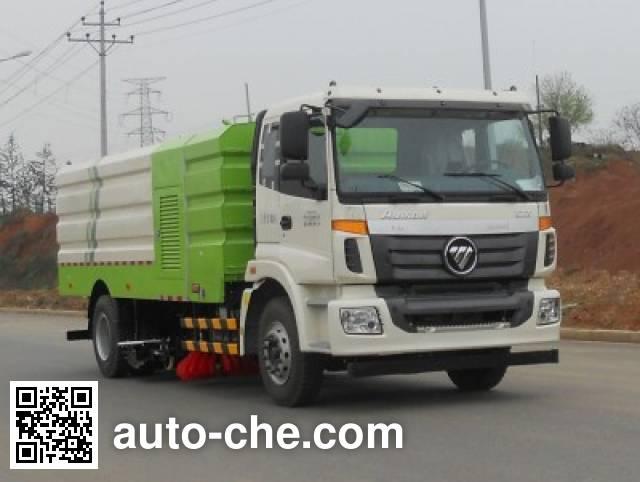 福田牌BJ5162TXSE5-H1洗扫车