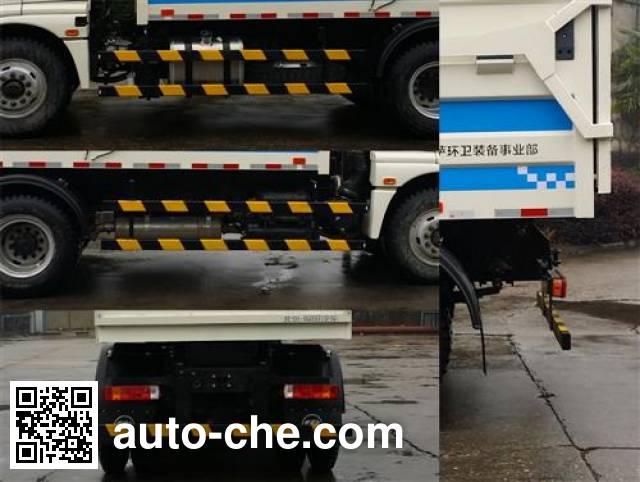 Foton BJ5162ZLJE4-H1 garbage truck