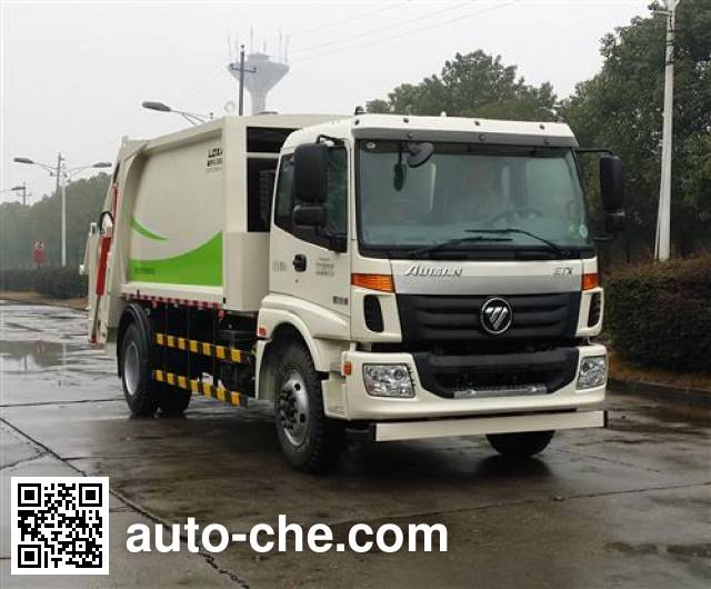 Foton BJ5162ZYSE4-H1 garbage compactor truck