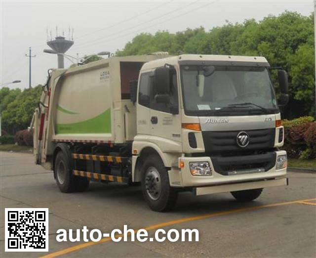 Foton BJ5162ZYSE5-H1 garbage compactor truck