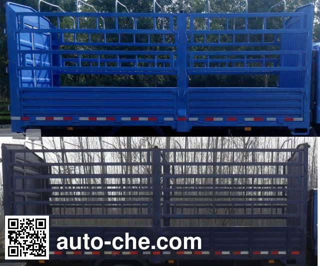Foton BJ5163CCY-FB stake truck