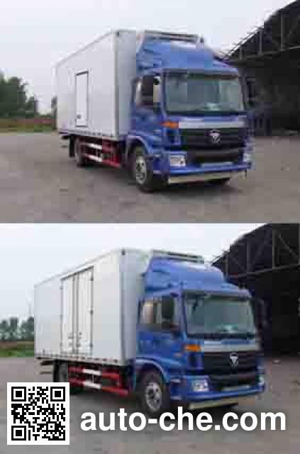 欧曼牌BJ5163XLC-AA冷藏车
