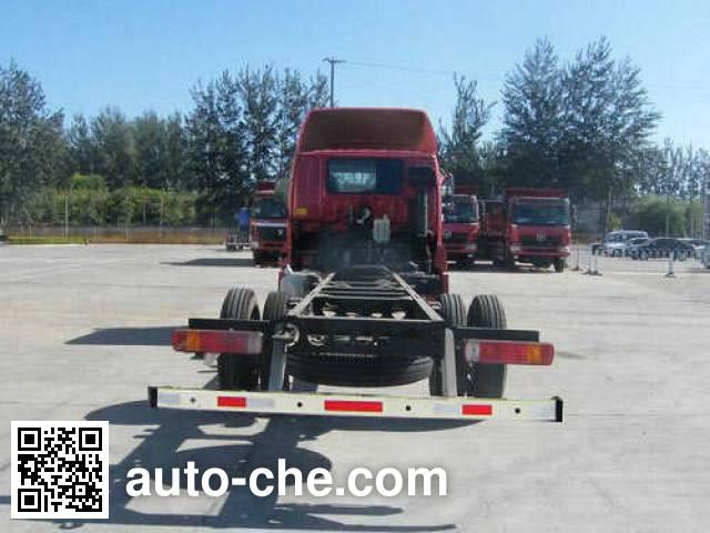 Foton Auman BJ5163XXY-XM van truck chassis