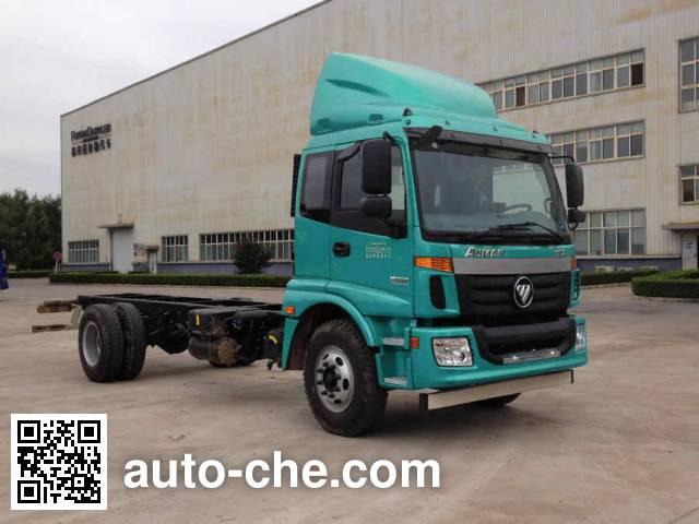 Foton Auman BJ5163XXY-XT van truck chassis