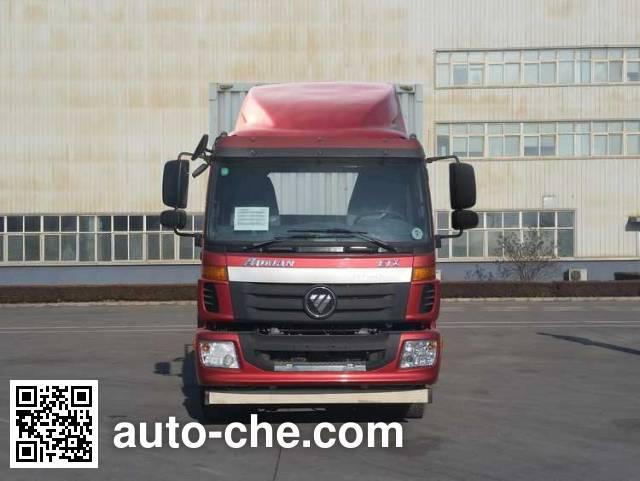 Foton Auman BJ5163XXY-XX box van truck