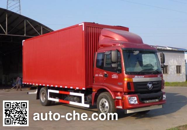 Foton Auman BJ5163XYK-AA wing van truck