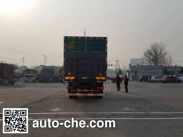 Foton Auman BJ5167XYZ-XA postal vehicle