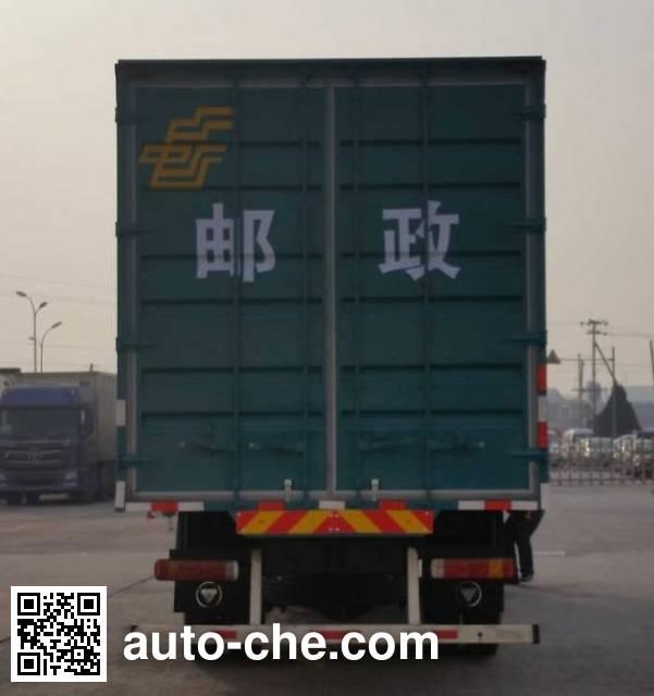 Foton Auman BJ5163XYZ-XA postal vehicle