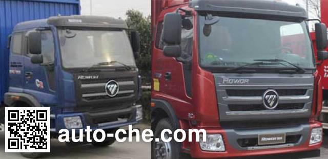 Foton BJ5165XXY-F1 box van truck