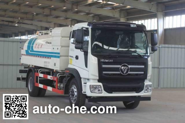 Foton BJ5165GQX-FA street sprinkler truck