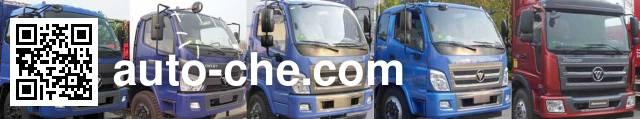 Foton BJ5165XXY-2 box van truck