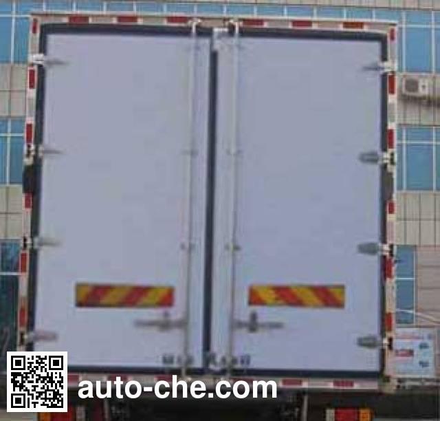 Foton BJ5166XLC-1 refrigerated truck