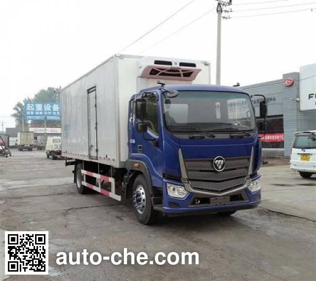 福田牌BJ5166XLC-A4冷藏车