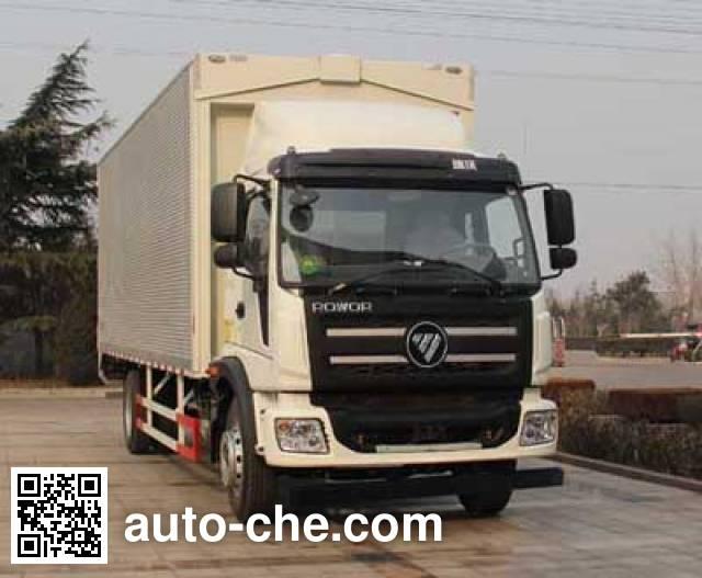 Foton BJ5166XYK-1 wing van truck
