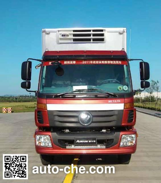 福田牌BJ5169XLC-FA冷藏车