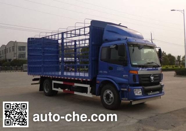 欧曼牌BJ5183CCQ-AA畜禽运输车