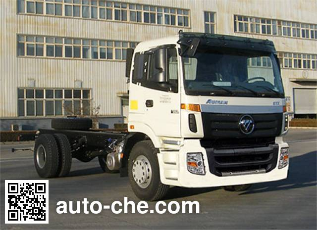 Foton Auman BJ5183XXY-AA van truck chassis