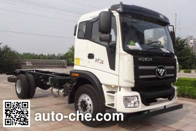 Foton BJ5185THB-FA concrete pump truck chassis