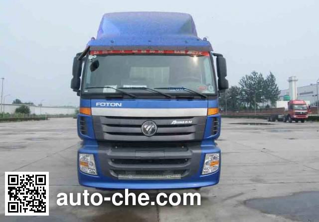 Foton Auman BJ5183XXY-AD van truck chassis