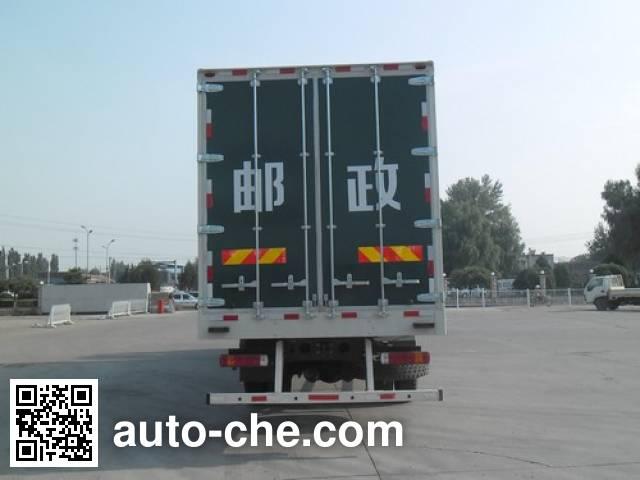 Foton Auman BJ5207XYZ-XA postal vehicle