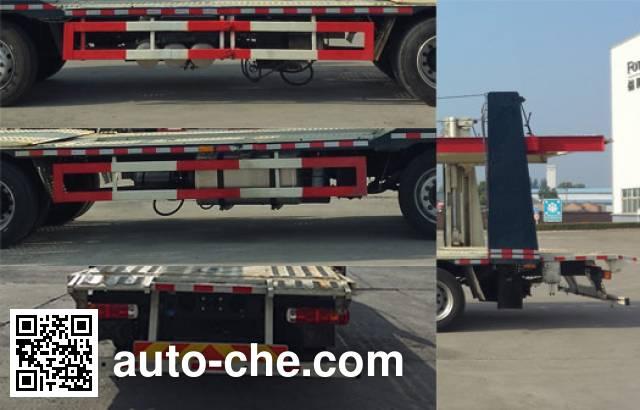 Foton Auman BJ5213TCL-AA car transport truck